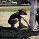 PHS Thor 9 Ground Hinge Spigot