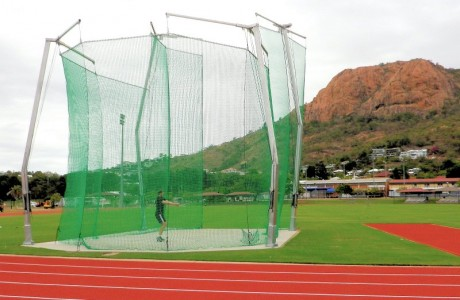 Thor 10 Hammer Cage Townsville Sports reserve