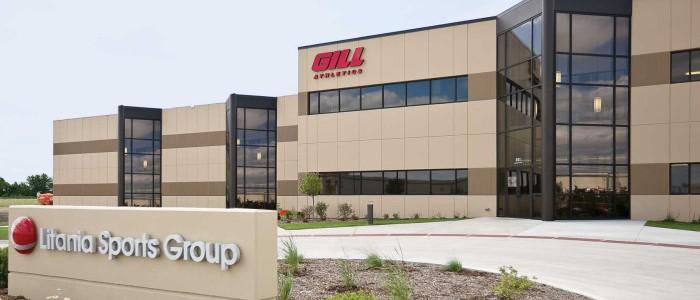 Gill_Athletics_building