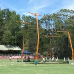 UTS Norths Thor 10 Hammer Discus Cage