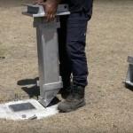 PHS Thor 9 Spigot 1400mm ground insert